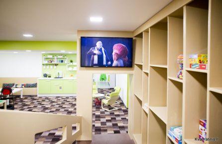 Žaidimų kambarys vaikams