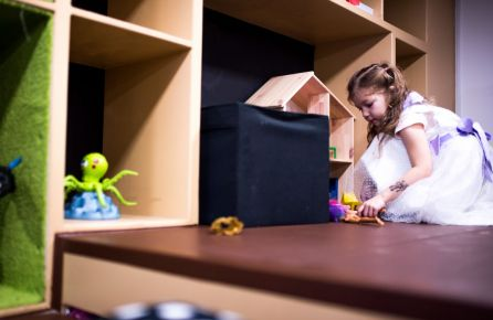 Žaidimų kambarys vaikams Vilniuje