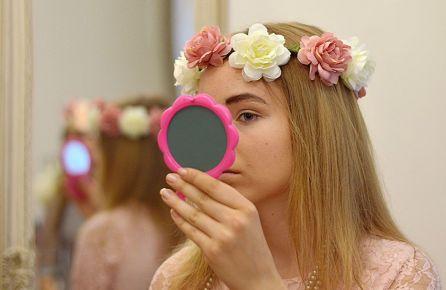Mergaičių grožio paslaptys