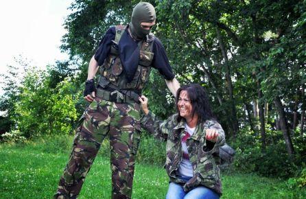 Fiziniai pratimai armijoje