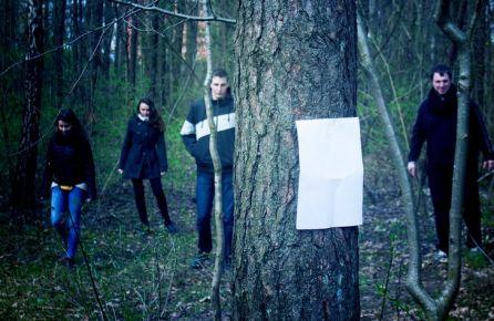 Užduotys miške