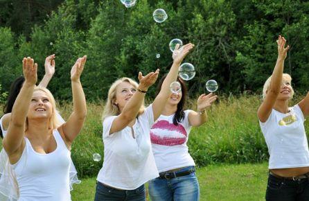 Gaudom burbulus