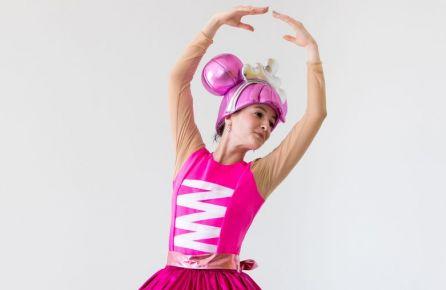 Lėlytė LOL balerina