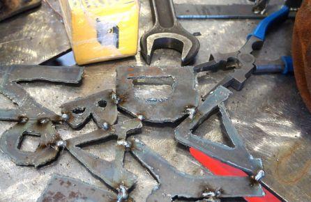 Metalo dirbtuvės