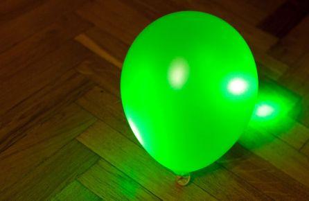 Žalias balionėlis