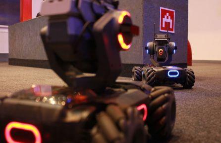 robotu kovos