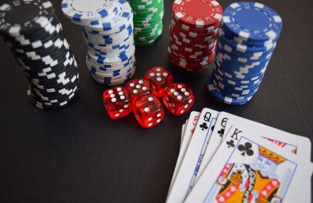 pokerio zaidimas