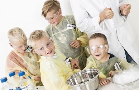 Mažieji mokslininkai