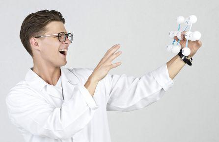 Pakvaišęs mokslininkas