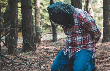 Jaunikis miške fotografija