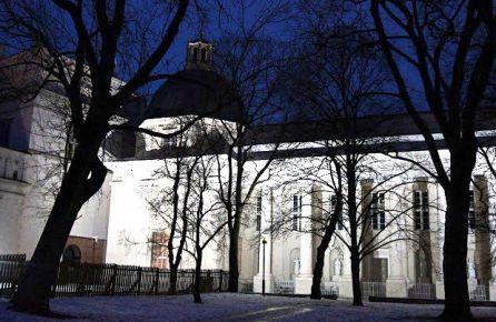 Vaiduokliška naktis Vilniuje
