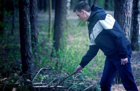 Bernvakaris miške