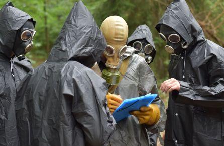 Černobylis. Zombių medžioklė